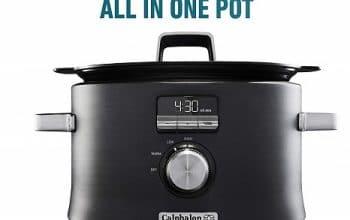 Amazon: 40% Off Calphalon Digital Slow Cooker