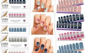 FREE Color Street Nail Polish Strips