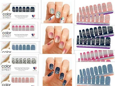 Color Street Halloween 2020.Free Color Street Nail Polish Strips Freebies And Free