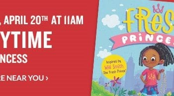 FREE Storytime & Activities at Barnes & Noble on April 20th!