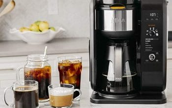 Amazon Deal: Ninja Hot and Cold Brewed System