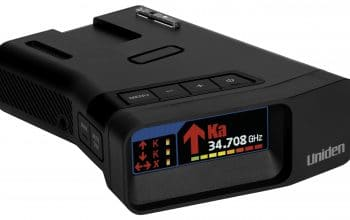 Mother's Day Gift Guide: Uniden R7 Radar Detector