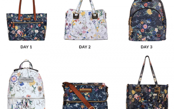 Wilsons Leather Bag-a-Day Giveaway (ends 4/8)