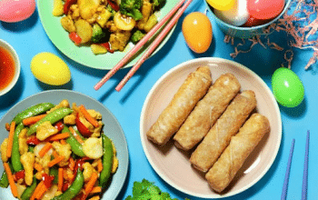 Enter to Win a $200 Visa Gift Card + Year Supply of Egg Rolls (ends 5/10)