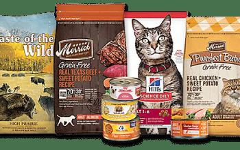 FREE Bag of Dog or Cat Food at Petco this Weekend