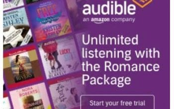 FREE Month of Audible Romance Package