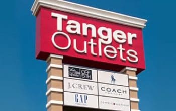 FREE $10 Tanger Outlets Gift Card