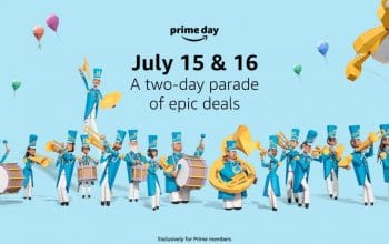 Amazon Prime Day 2019: July 15 & 16