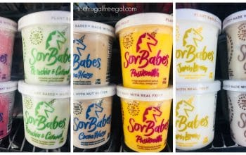 $1.50 off one Pint of SorBabes