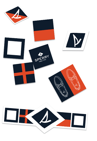 Sperry Stickers