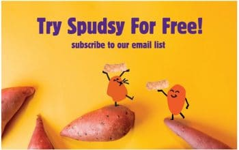 FREE Sample of Spudsy Sweet Potato Puffs