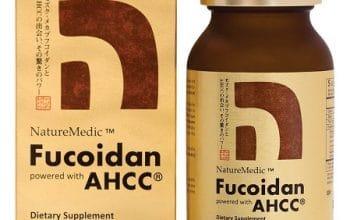 FREE NatureMedic Fucoidan Supplement Sample