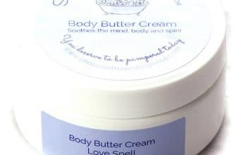 FREE Body Butter Cream Sample