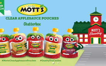 Possible FREE Mott's Applesauce Pouch Chat Pack