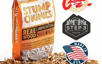 FREE Stump Chunks Kindling & Fire Starter Sample