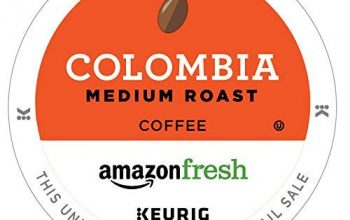 Amazon: Huge Price Drop on 12 Count Colombia K-Cups