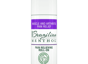 FREE Brazilian Menthol Pain Relieving Roll-On Sample