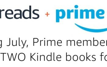 2 FREE Kindle Books for Prime Members in July