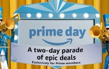 It's PRIME DAY! Shop the Deals NOW!