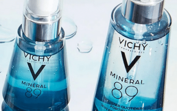 FREE Vichy Minéral 89 Hyaluronic Acid Face Moisturizer Sample