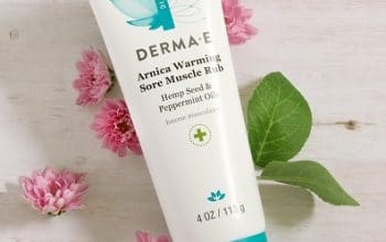 FREE Derma-E Arnica Sore Muscle Rub Sample