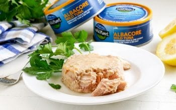 NEW Mom's Meet Sampling Opportunity: Wild Planet Albacore Wild Tuna