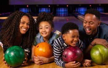2 FREE Games of Bowling on 8/10