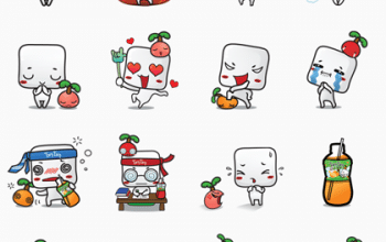 FREE Mogu Mogu Stickers + Giveaway (Ends 9/1)