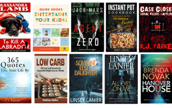 FREE Kindle Books for 8/6