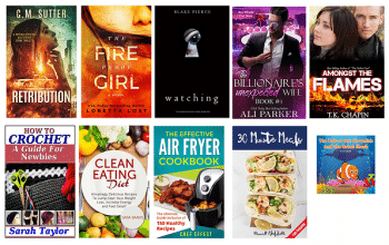 FREE Kindle Books for 8/7