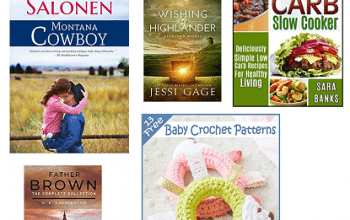 FREE Kindle Books for 8/9