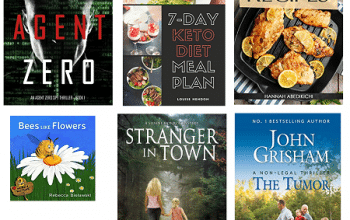 FREE Kindle Books for 8/12