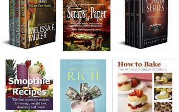 FREE Kindle Books for 8/14