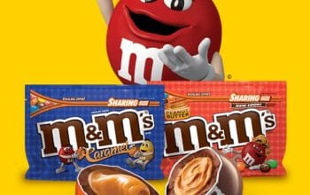 ***I won!*** M&M'S Caramel and Peanut Butter Instant Win Game (Ends 9/9)