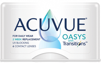 FREE ACUVUE OASYS with Transitions Contacts Trial