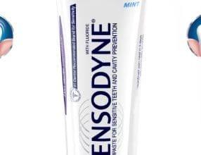 FREE Sample of Sensodyne Toothpaste