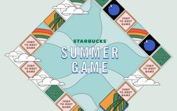 *I Won 60 Bonus Stars!* Starbucks Summer Game (Ends 9/10)