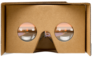 Possible FREE Google Cardboard Baylor VR Headset