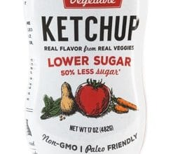 NEW Mom's Meet Sampling Opportunity: True Made Foods Vegetable Ketchup