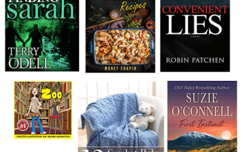 FREE Kindle Books for 9/4