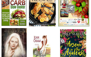 FREE Kindle Books for 9/6
