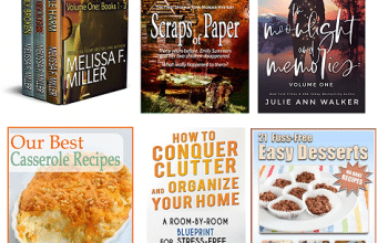 FREE Kindle Books for 9/2