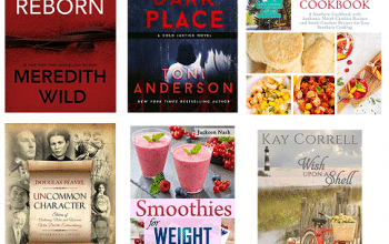 FREE Kindle Books for 9/9
