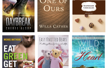 FREE Kindle Books for 9/10