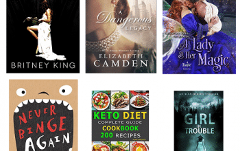 FREE Kindle Books for 9/16