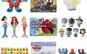 Amazon: Save up to 30% on Select Hasbro Pre-School Toys (Today Only!)