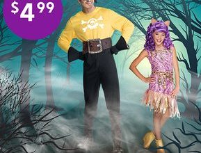 Halloween Costumes only $4.99 Shipped (Today Only!)