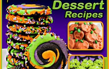 FREE Halloween Desserts eCookbook