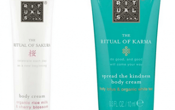 FREE Rituals Body Cream Sample