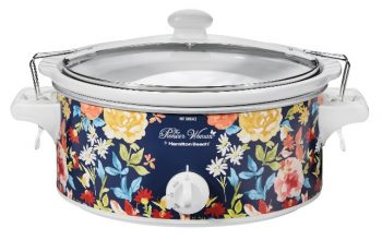 Walmart: The Pioneer Woman Slow Cooker only $15! (Reg. $39.99)